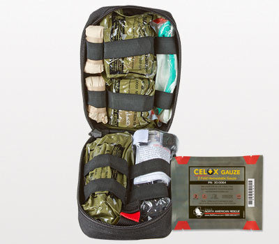 Tactical Operator Response Kit with Celox Gauze
