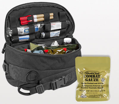 K-9 Tactical Field Kit with Combat Gauze