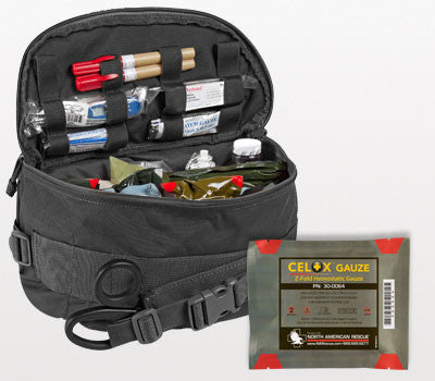 K-9 Tactical Field Kit with Celox Gauze
