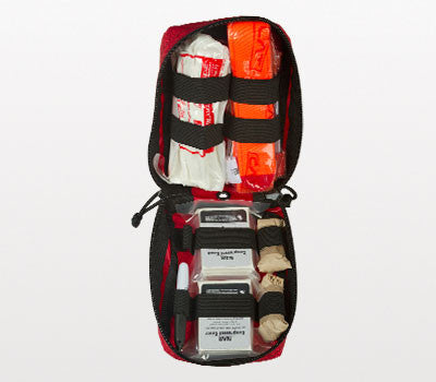 Individual Bleeding Control Kit – Red