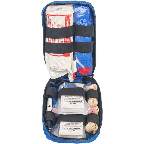 Individual Bleeding Control Trainer Kit, Blue