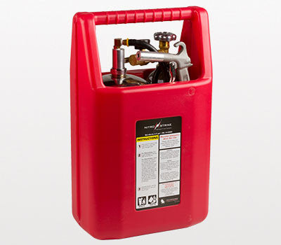 NitroStrike 2.5 Gallon Portable Fire Suppression System