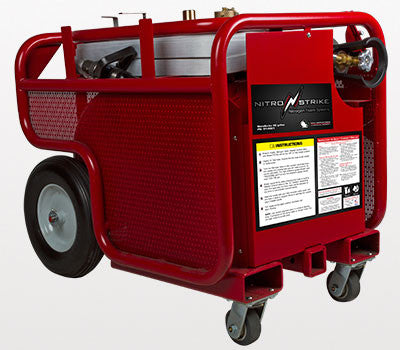 NitroStrike 30 Gallon Portable Fire Suppression System