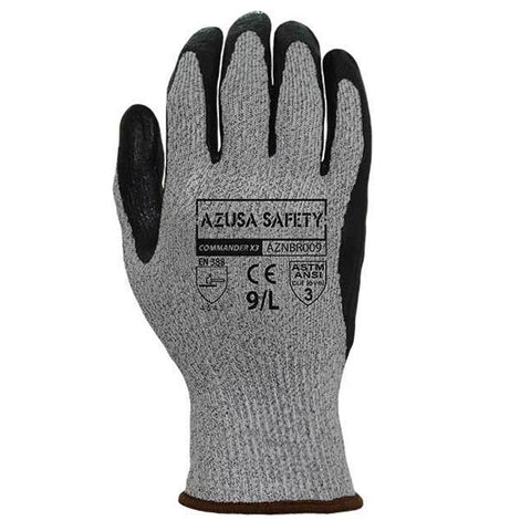 Nitrile Cut Resistant Gloves - ANSI Cut Level 3