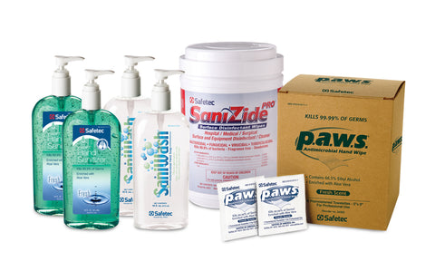 Facility Hygiene Pack (for an office of 10 people or less)