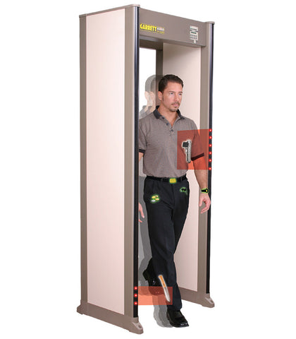 Garrett PD 6500i Walk-Through Metal Detector