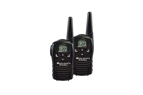 Midland Up to 18 Mile, GMRS Two-Way Radios