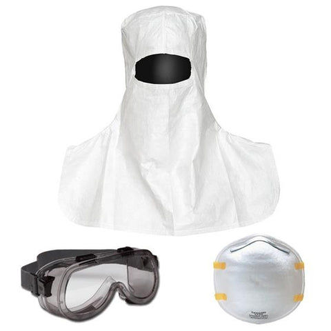 Head/Respiratory Protection Kit, Case/50
