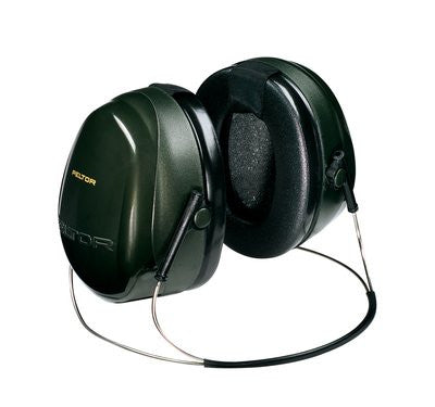 3M Peltor Optime 101 Behind-the-Head Earmuffs H7B, NRR 26 dB NRR, Case/10
