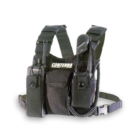 DOUBLE ADJUSTA-PRO RADIO CHEST HARNESS