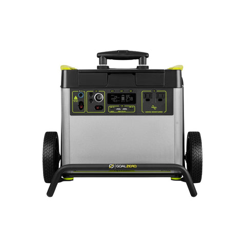 Goal Zero Yeti 3000X Solar Portable Power Station