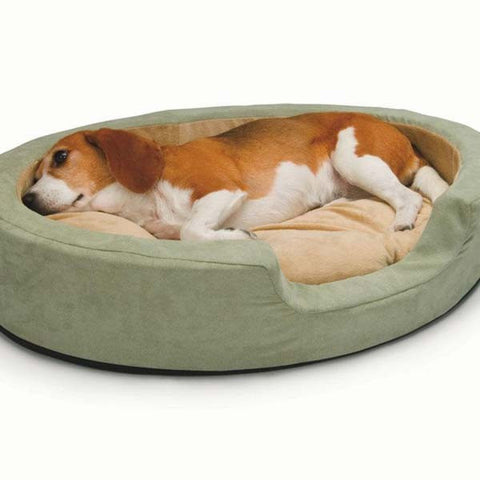 K&H Thermo Snuggly Sleeper Oval, Medium