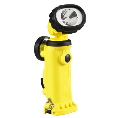 Streamlight Knucklehead Spot HAZ-LO Class 1, Division 1, Rechargeable C4 LED Work/Utility Light, 150 Lumens, Charger/Holder & 120V AC & DC Cords