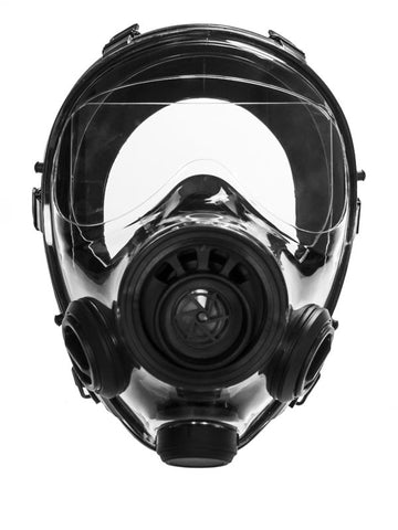 SGE 400/3 BB Butyl Rubber Gas Mask