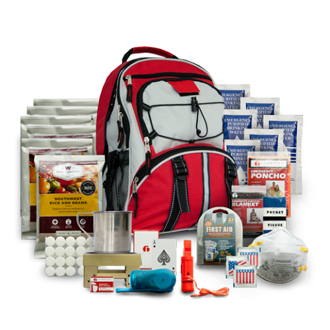 5 Day Emergency Survival Kit - One Person