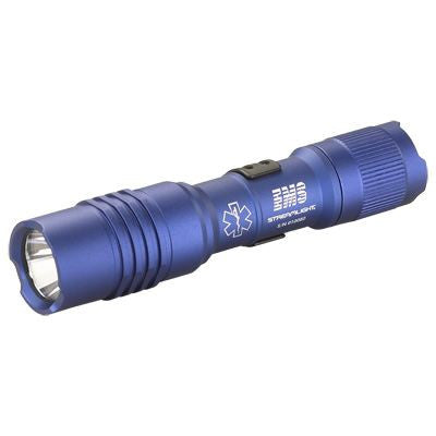 "Streamlight ProTac EMS Ultra-Compact Light, C4 LED, 50 Lumens, Includes 1 ""AA"" Alkaline Battery & Holster"