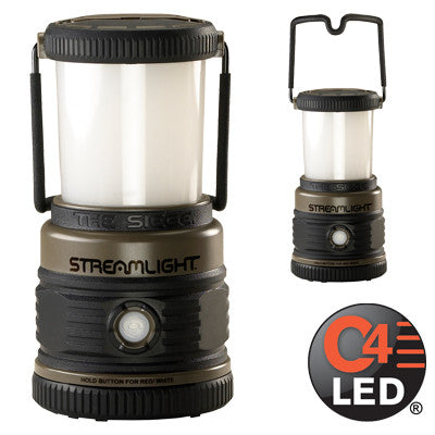 Streamlight The Siege Compact Hand Lantern, C4 LED, 340 Lumens