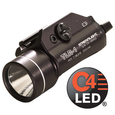 Streamlight TLR-1, 300 Lumen, Tactical Gun Mount