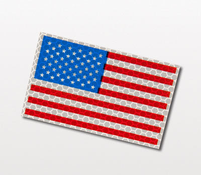 Infrared Flags, Full Color (2 per pack)