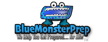 Blue Monster Prep