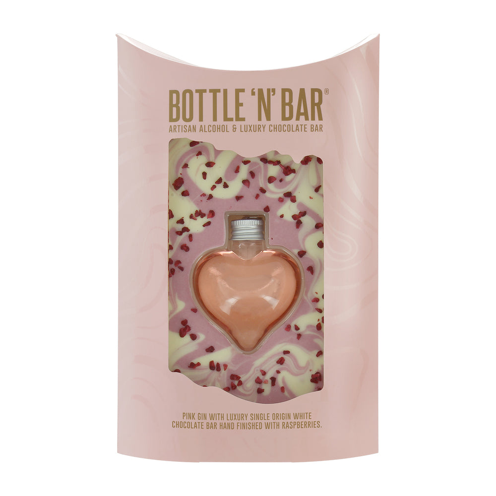 Bottle 'N' Bar - Valentines Pink Gin Edition
