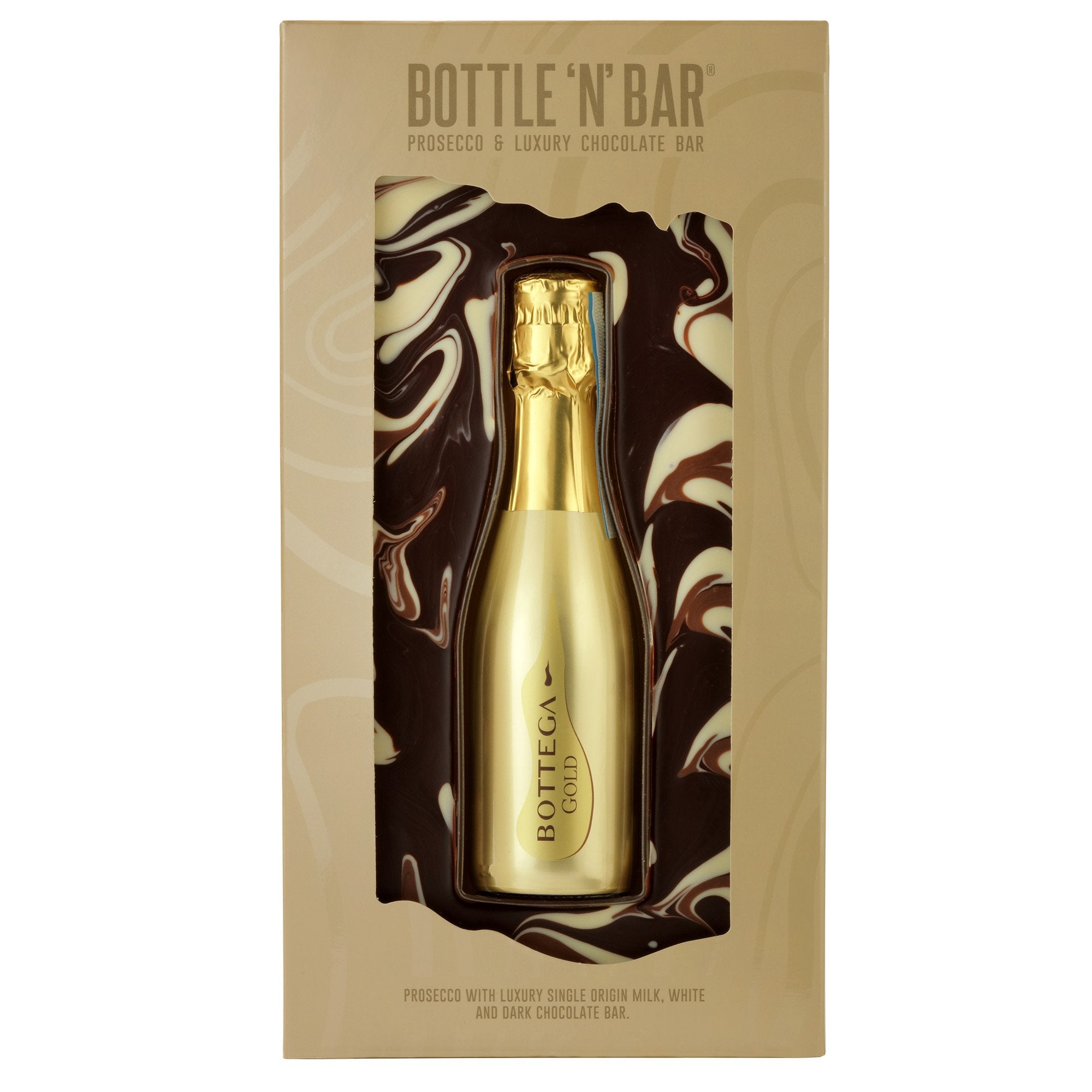 Bottle 'N' Bar - Prosecco Gold