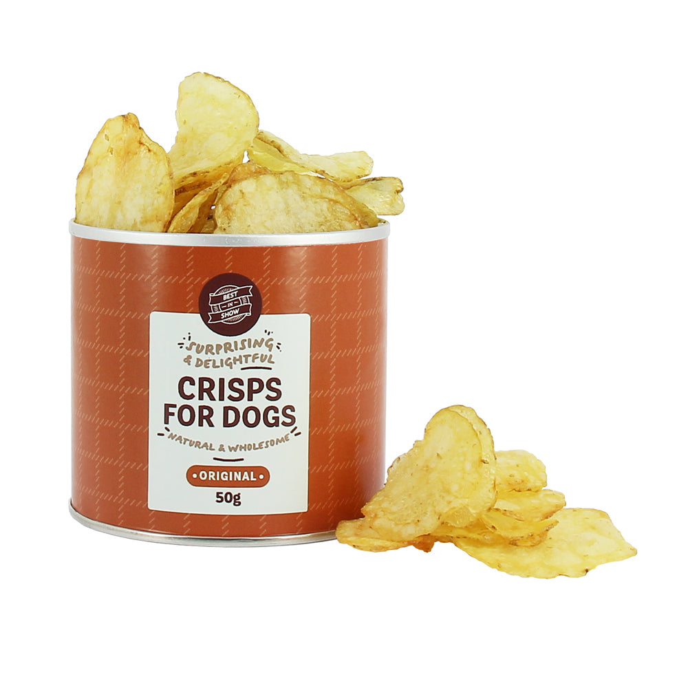 Best in Show - Crisps for Dogs