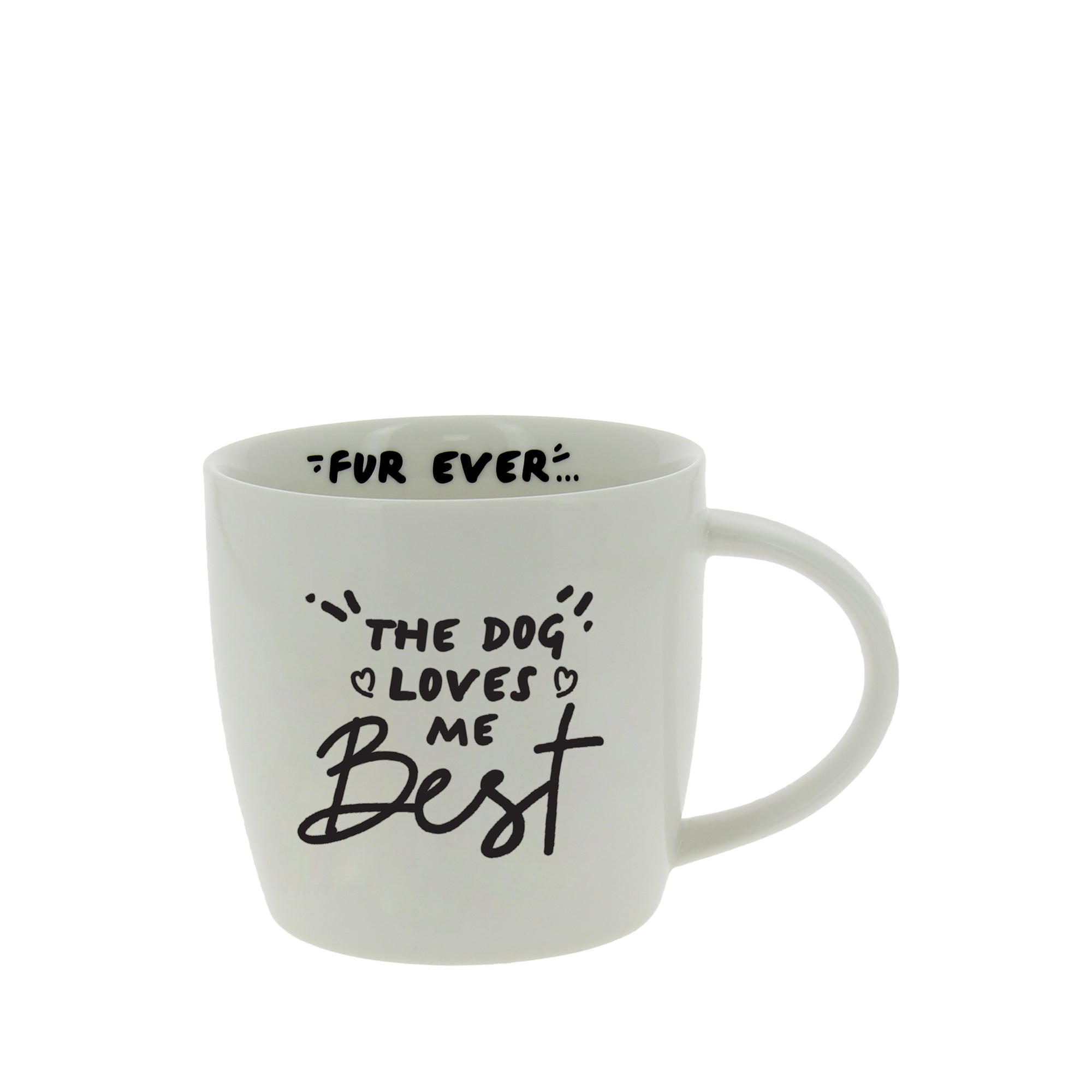 Best in Show - 'The Dog Loves Me Best' Mug