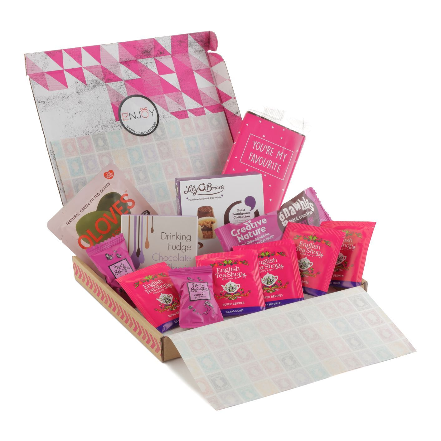 Penny Post Girlie Box