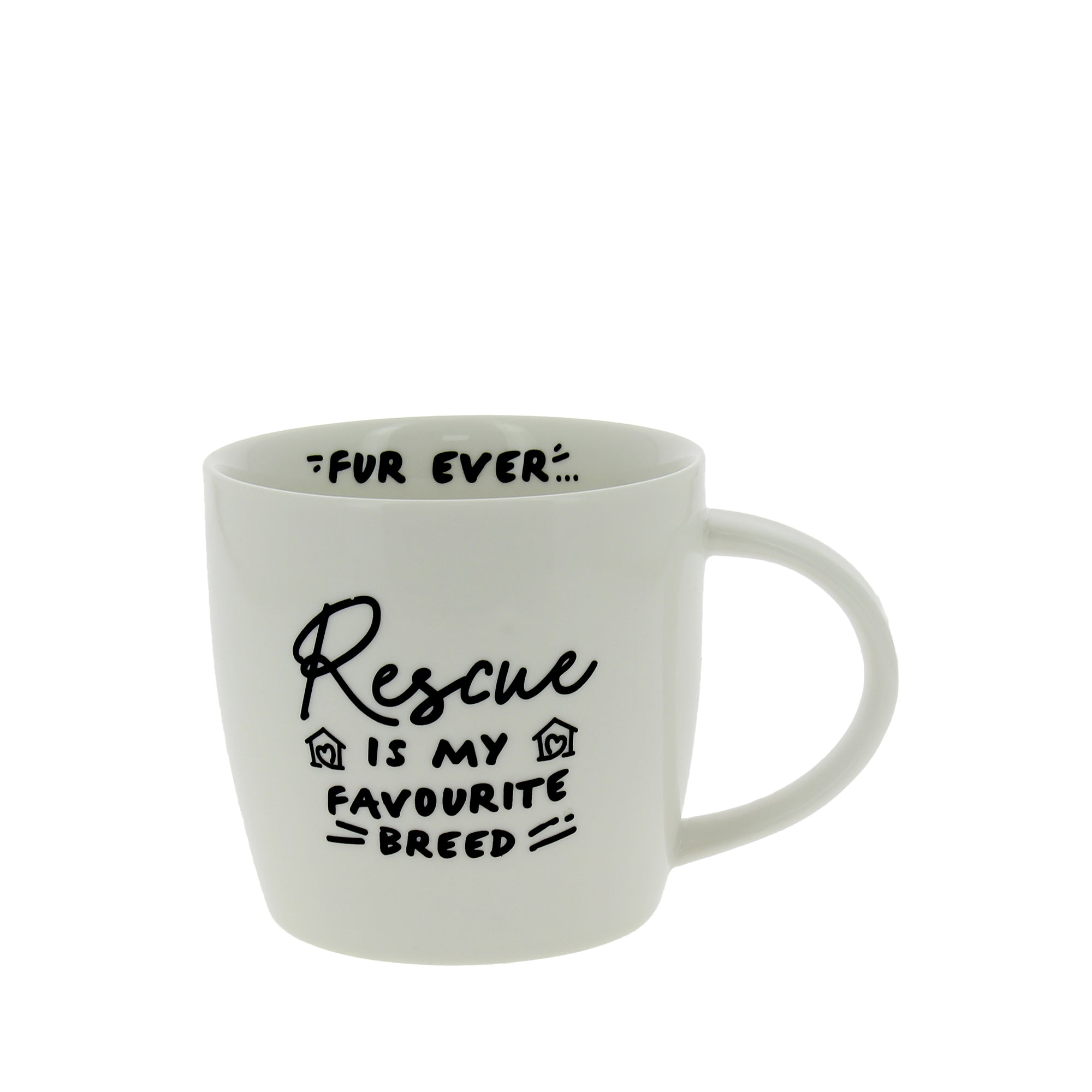 Best in Show - 'Rescue is my favourite breed' Mug