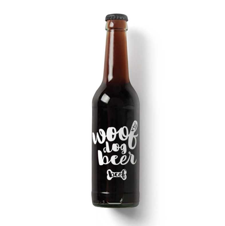 Best in Show - Woof Dog Beer (Beef Flavour)