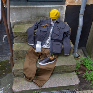 Uncle Bright, Helly Hansen Archive, Nishiguchi, Folk and Frame, Garment Project, Andersen-Andersen