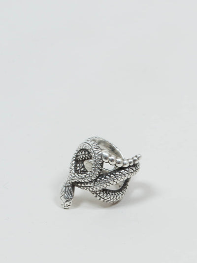 jr. smith jewellery, full snake ring