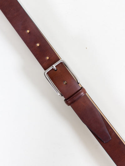 Uncle Bright, Classic Belt, Cyclone Brown