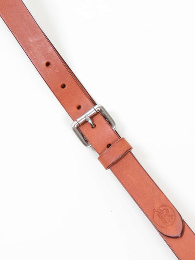 Oaks & Phoenix, Daily Belt 24mm, Sirup/ Brown