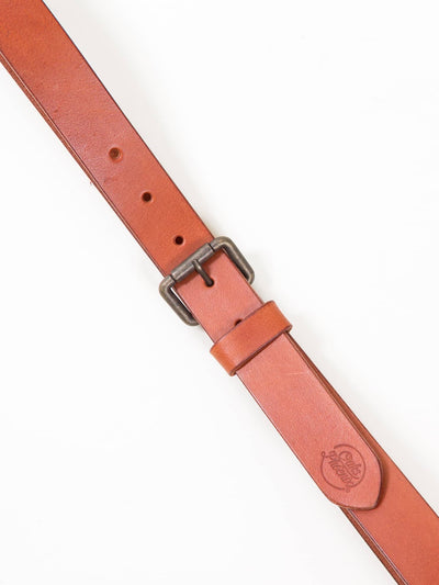 Oaks & Phoenix, Daily Belt, 29mm, Sirup Brown/ Antique Brass