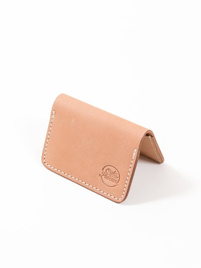 Oaks & Phoenix, Dutch Wallet, Tan