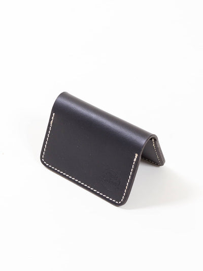 Oaks & Phoenix, Dutch Wallet/ 2-Slots, Black
