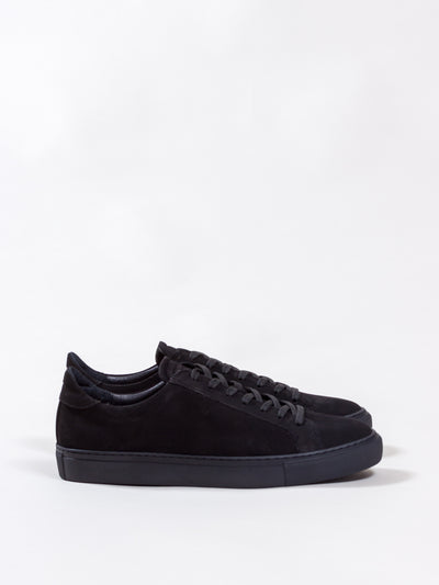 Garment Project, Type, Black/Black Nubuck sneaker shoe sneakers
