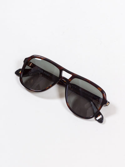 Dick Moby, Naples Naples , Dark Brown Tortoise eyewear sunglasses
