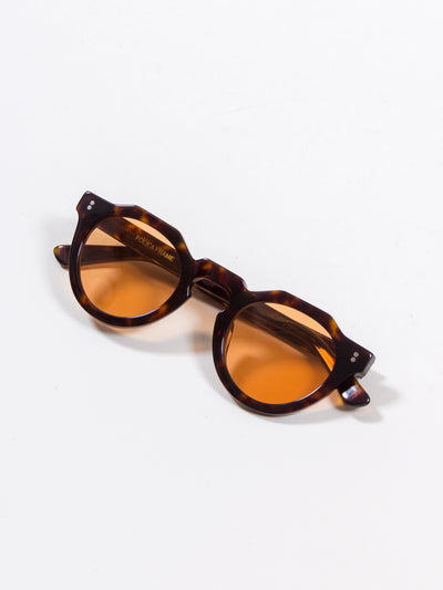 Folk & Frame, Bretton Meyer, Classic Brown/ Orange Tint