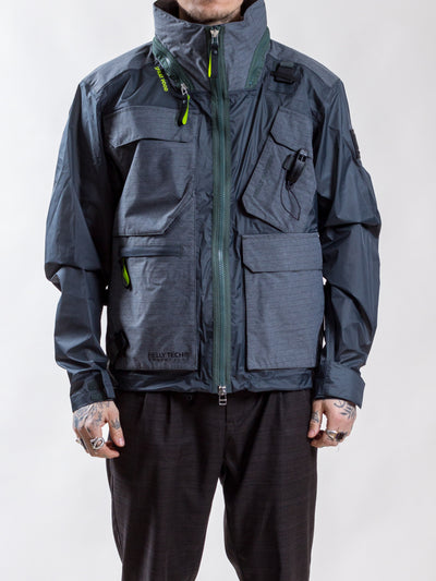 HH ARC S21 OCEAN 3L JACKET | 53138 | 413 HERITAGE GREEN Helly Hansen Archive