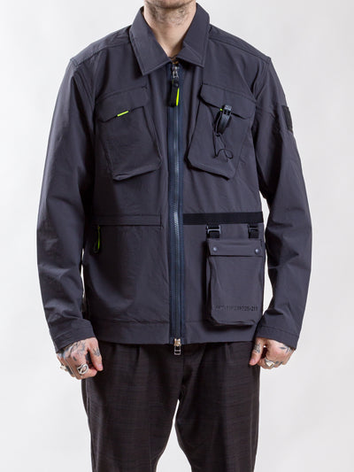 HH ARC S21 SALINE JACKET | 53140 | 980 EBONY Helly Hansen Archive