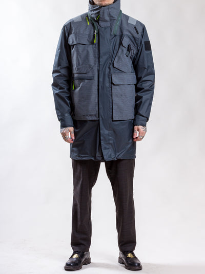HH ARC S21 OCEAN 3L COAT | 53138 | 413 HERITAGE GREEN Helly Hansen Archive
