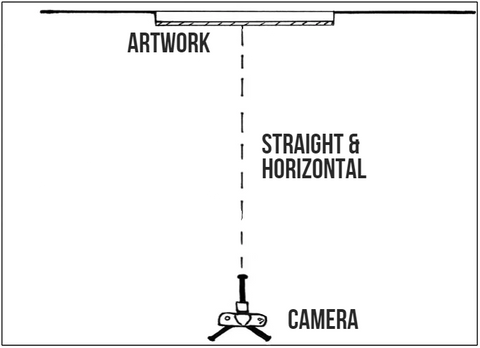 straight photography of artwork | Timeline Paper Co.