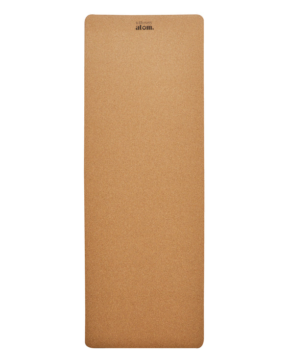 Our Signature Cork Yoga Mat.