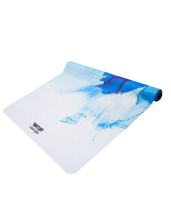 Tiki Travel Yoga Mat with Micro-crystal Technology