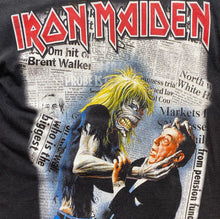 Load image into Gallery viewer, Vintage 2000's Iron Maiden T-shirt, Size S.
