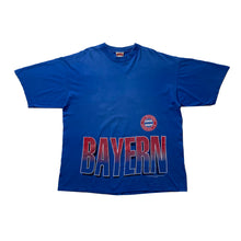 Load image into Gallery viewer, Vintage Nutmeg F.C. Bayern München T-shirt, Size XL.