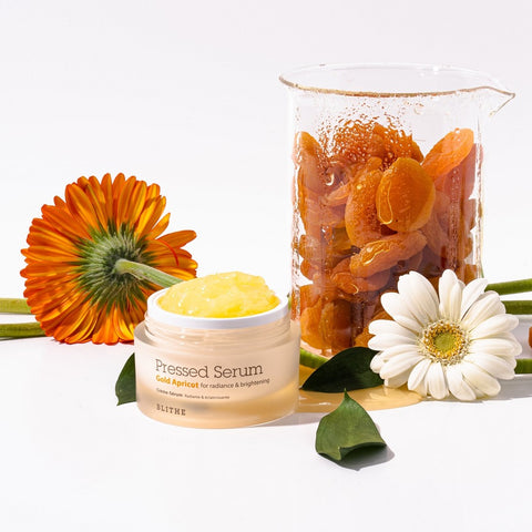 Gold Apricot for Dry Dull Skin
